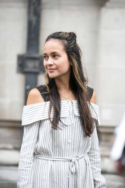Tendências Semanas de Moda Internacionais Street Style