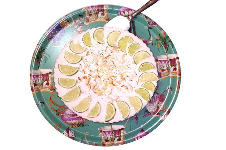 Key Lime Pie Vegana