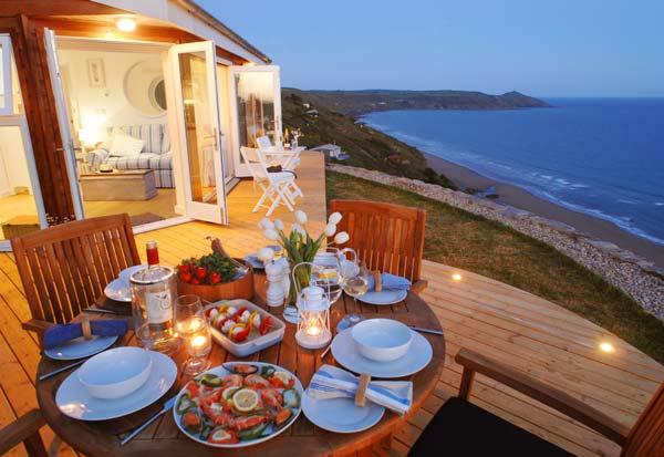 Beach house dos sonhos