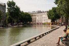 Guia cool de Paris - Canal Saint-Martin