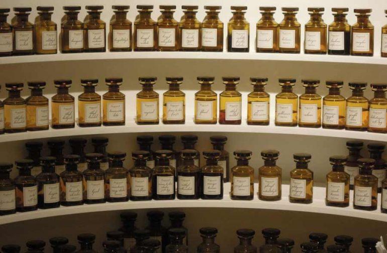 Desenvolvedor de fragrâncias