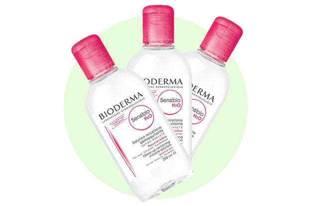 Favoritos de julho - Demaquilante Bioderma Sensibio H2O
