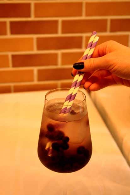 Spritzer de vinho, o nosso drinque da semana