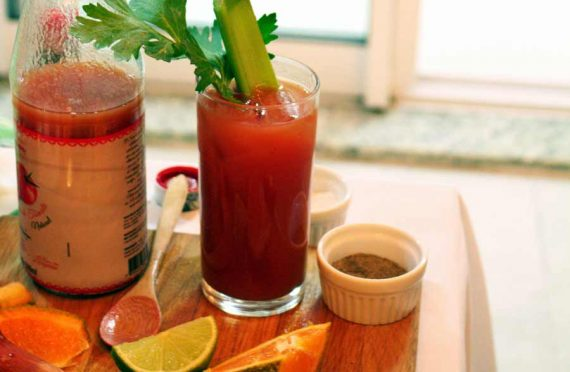 Receita Bloody Mary