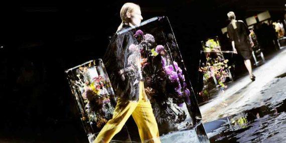 Semana de Moda Milão e Paris