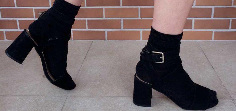 5 Motivos para usar sandália com meia - www.estiloaomeuredor.com