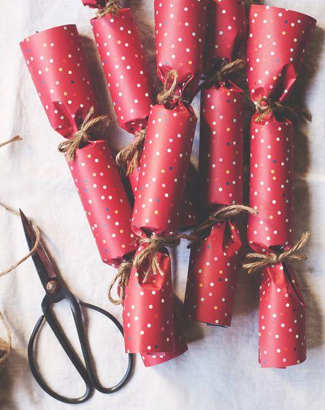 Tradições Natalinas na Inglaterra - Christmas Crackers
