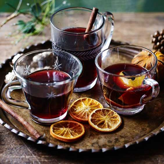 Tradições Natalinas na Inglaterra - Mulled Wine