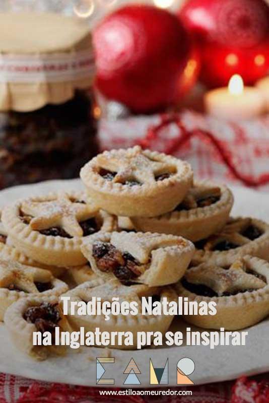 6 Tradições Natalinas na Inglaterra pra você se inspirar e entrar no clima de Natal