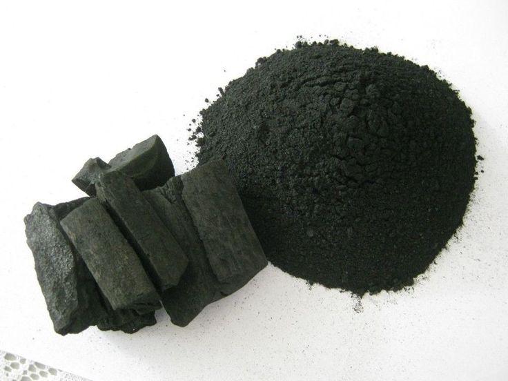 O segredo da bebida magia negra: Carvão ativado de bambu