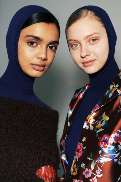 Tendências de Beleza nas Passarelas internacionais Outono 2017   EAMR