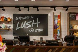 Lush – A marca dos cosméticos naturais