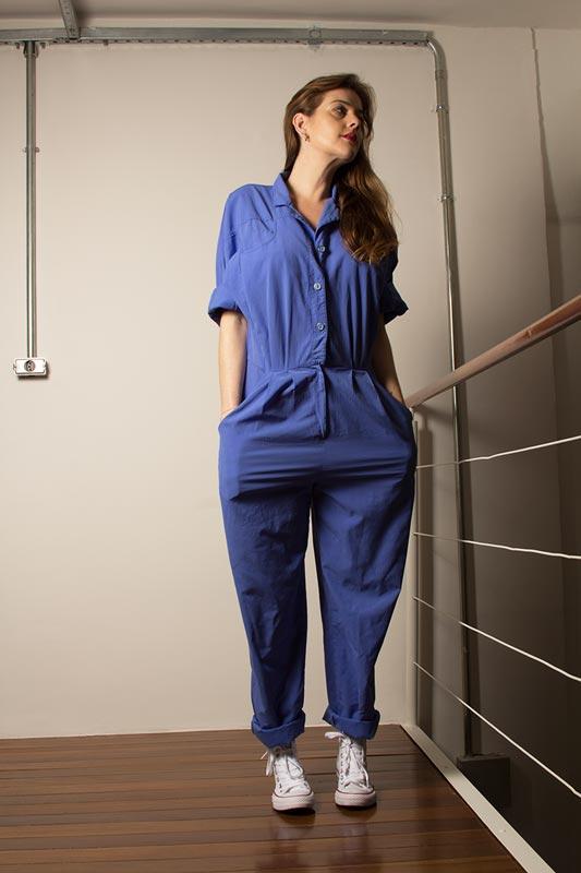 Vestir vintage com conforto | EAMR