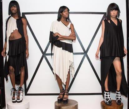 Tilly & William marca de moda não-binária | Estilo ao Meu Redor