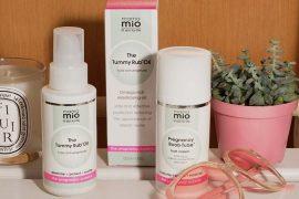 Mama Mio! O que estou fazendo para prevenir estrias na gravidez | EAMR