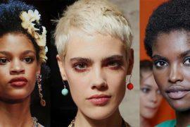 O retorno ao glamour! 3 Tendências de beleza direto das passarelas de Milão