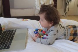 5 coisas que eu aprendi no quarto mês do bebê | Print Conteúdo