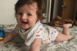 5 de 5! As 5 coisas que aprendi no quinto mês do bebê | EAMR