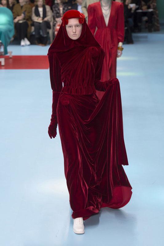 MFW Inverno 2018 - Precisamos falar sobre Gucci