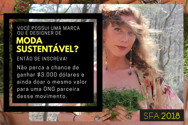Sustainable Fashion Awards – O concurso para marcas de moda sustentável | Estilo ao Meu Redor