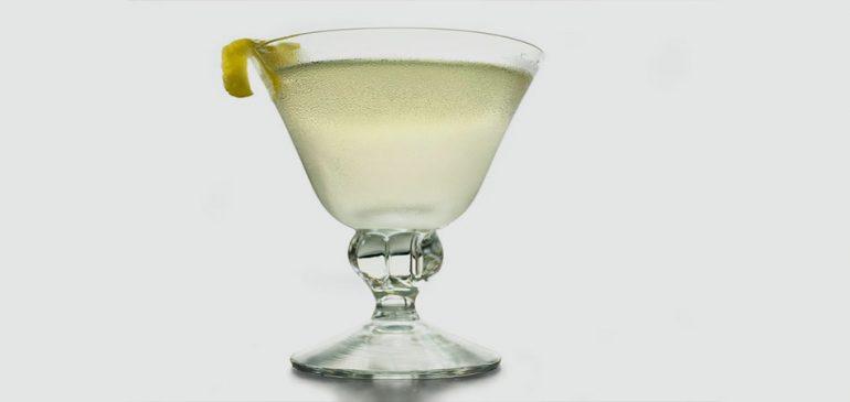 EAMR Drink da Semana - Receita de Martini Ó mar salgado