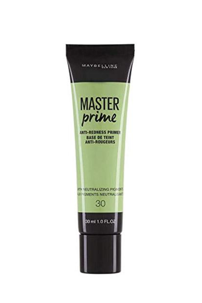 Maybelline Face Studio Prime em verde (30)