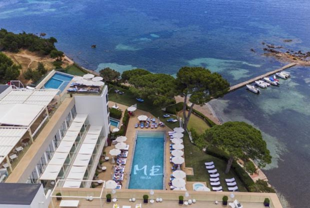 ME Hotel em Ibiza