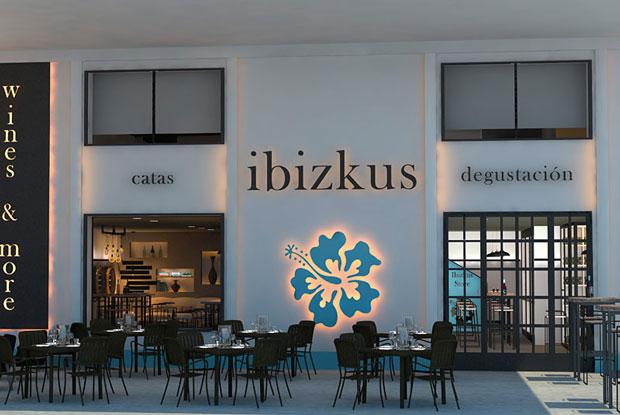 Uma semana em Ibiza - Adega e vinhedo Ibizkus