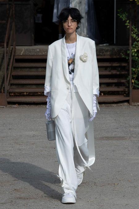 Maison Margiela na Semana de Moda de Paris Primavera / Verão 2020