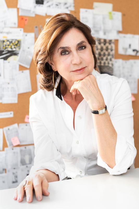 Marca de moda feminina, Cléo Aidar  produz máscaras de proteção para doação