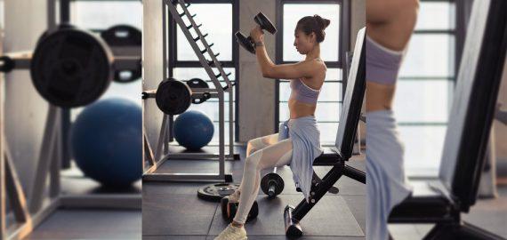 Tudo que você precisa para seu home treino - treinar em casa