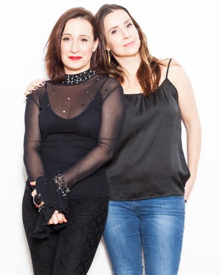 Alessandra e Renata Piazzalunga, irmãs e sócias da marca Fellicia
