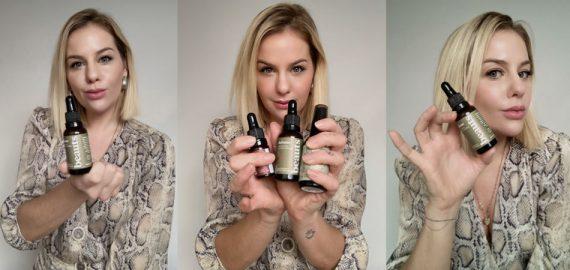 Testei os produtos da beauts, marca Slow Beauty de cuidados com a pele com acne e sensível, orgânicos e naturais