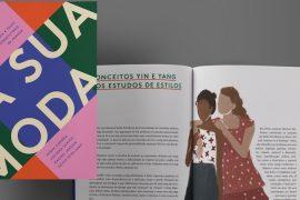 Livro sobre moda